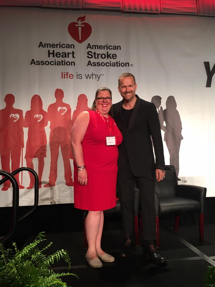 Honored to have met Bob Harper