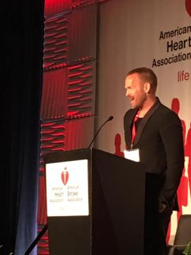 Heart Survivor and Advocate Bob Harper